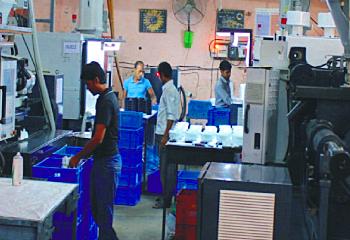 plastic management in gwalior